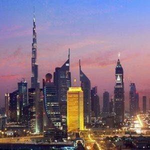 Dubai world trade centre 04