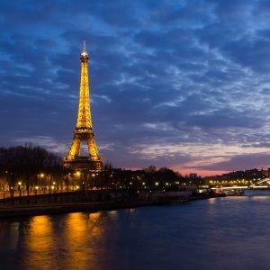 Paris nights hd wallpaper background