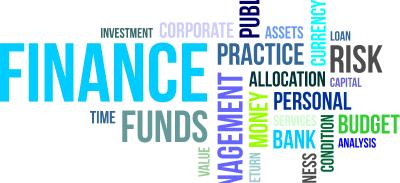 Word cloud   finance