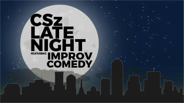 late night comedy Indianapolis
