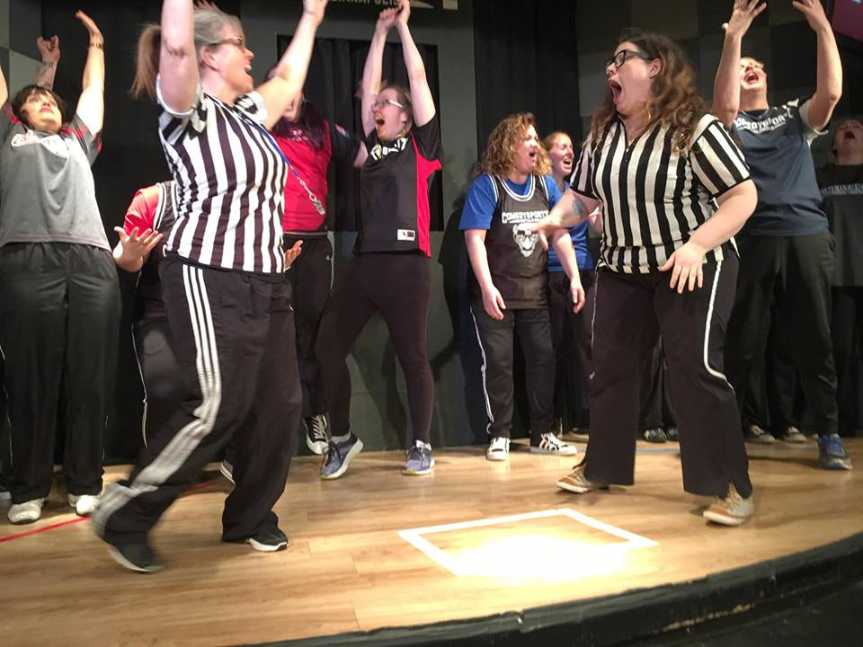 ComedySportz Indianapolis founders