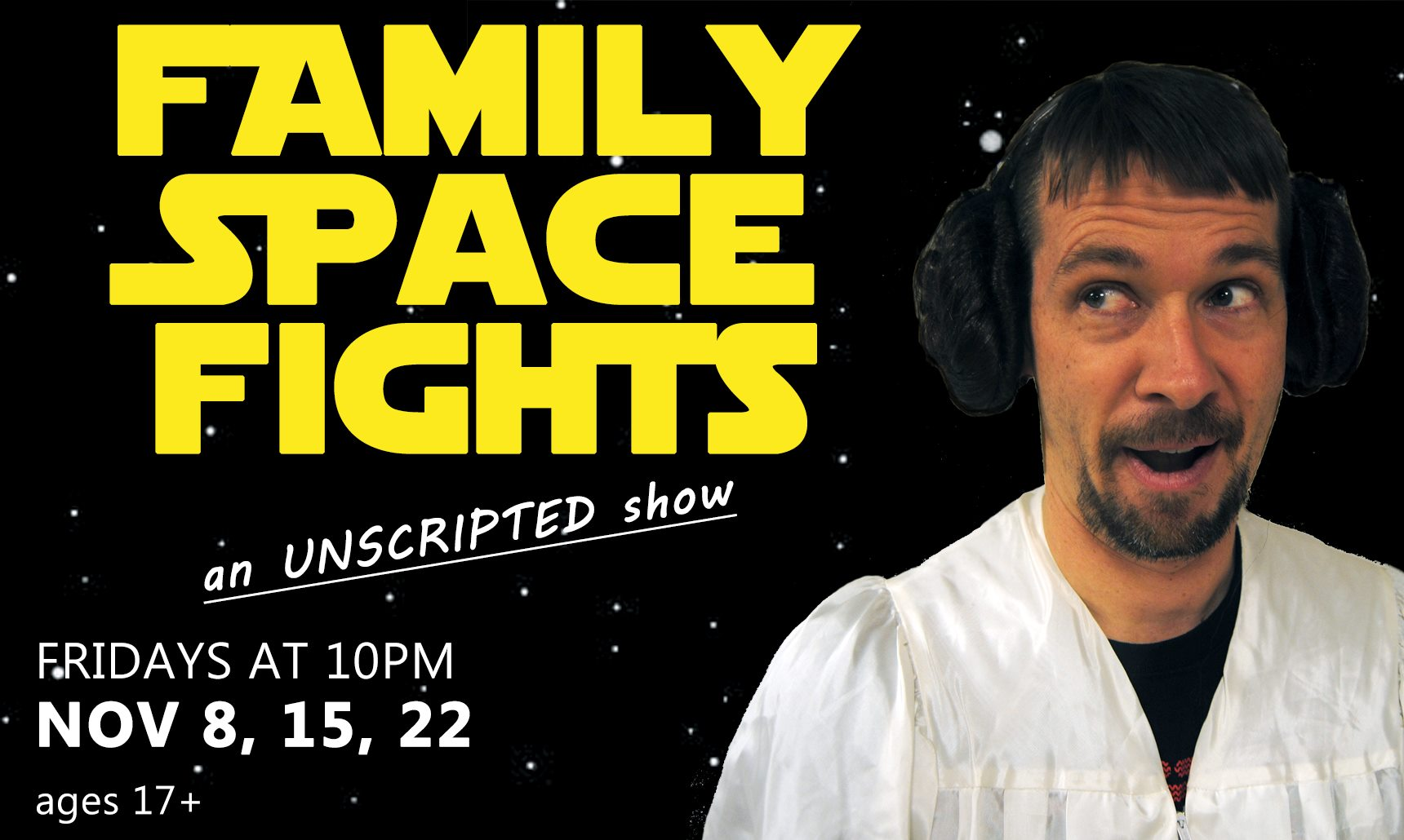 Family Space Fights