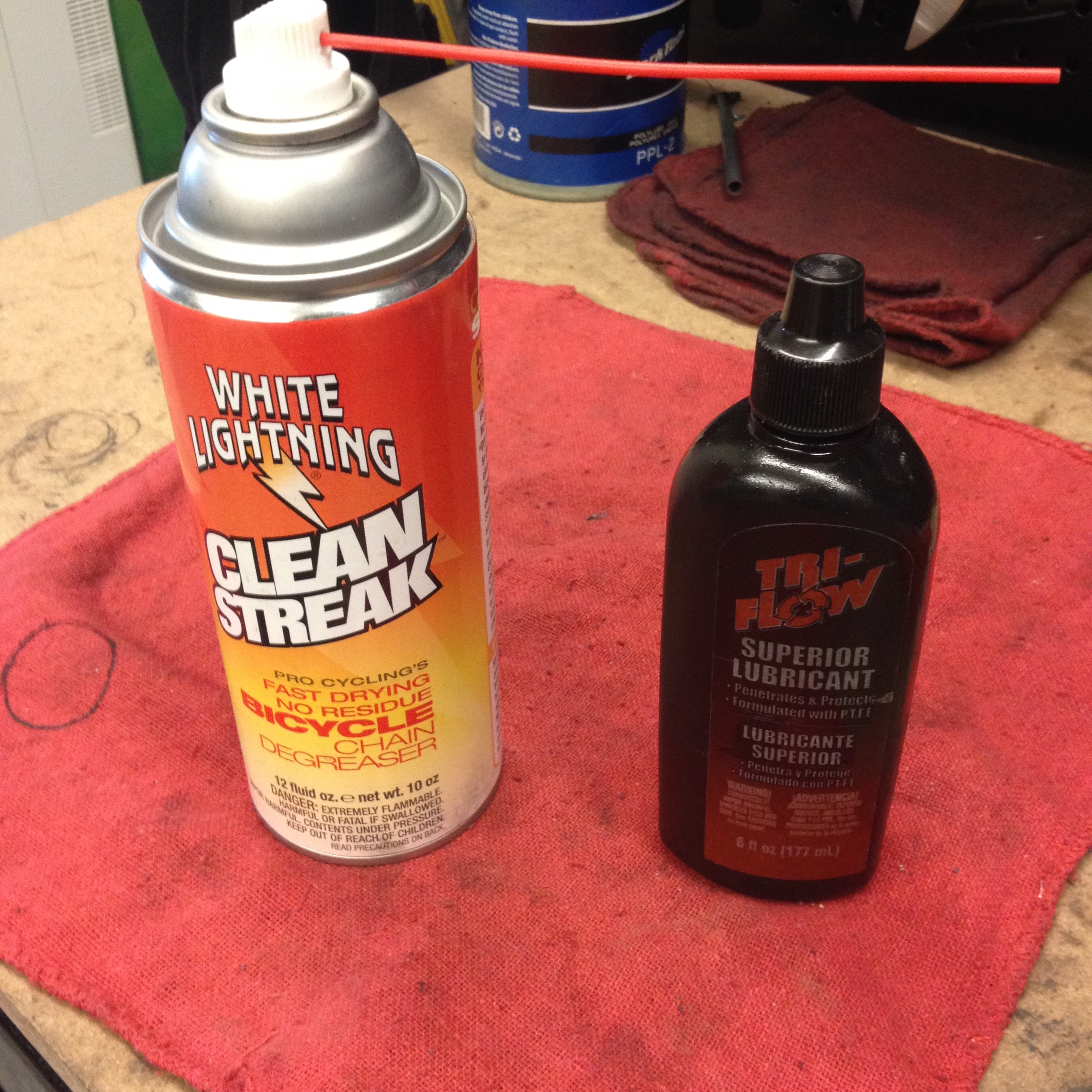 Kick Off Bike Month With Spring Maintenance Indianapolis Cultural Tool 15 In 1 Chain Cutter United Hijau A Quick Wipe Rag And Some Fresh Lubricant Will Help Keep The Rolling Smoothly Do This Outside Or Over An Old Towel As It Can Get Little