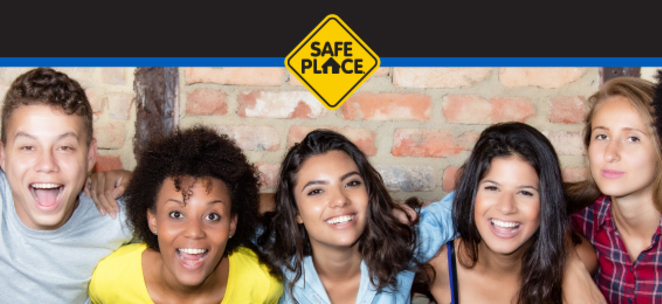 Learn more about project safe place.