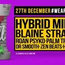 The Wall ft. Hybrid Minds [UK], Blaine Stranger + MORE! Event Thumbnail Image