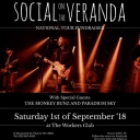 Social On The Veranda Event Image