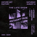 The Late Show ft Anthony Fade Event Image