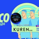 Disco Diner Ft. Kuren (Live) Event Thumbnail Image
