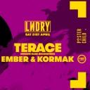 LNDRY ft Terace (Medium Rare Recordings) Event Thumbnail Image