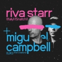 Riva Starr + Miguel Campbell Event Thumbnail Image