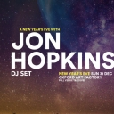 A New Years Eve with Jon Hopkins Event Thumbnail Image