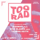 Too Rad ft Jesswar Event Thumbnail Image