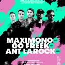 LNDRY ft, Maximono, Go Freek & Ant LaRock Event Thumbnail Image