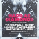 Hards as Diamonds Ft. Tigertown Djs, Nussy, Lanks Djs, Owen Rabbit & more Event Thumbnail Image