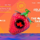 The Island LIVE x Falcona Takeover (Daytime Special) Event Image