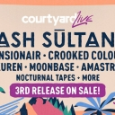Courtyard Live ft. Tash Sultana, Mansionair, Crooked Colours and more! Event Thumbnail Image