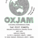 I Oh You Presents: OXJAM Event Image