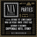 NLV Records showcase feat. Nina Las Vegas & more Event Thumbnail Image