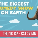 THE BIGGEST COMEDY SHOW ON EARTH Event Image