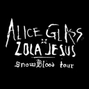 Alice Glass X Zola Jesus Event Image