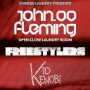 Chinese Laundry Pres. John 00 Fleming, Freestylers + Kid Kenobi Event Thumbnail Image