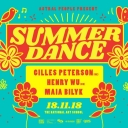 Summer Dance ft Gilles Peterson (UK) Event Thumbnail Image