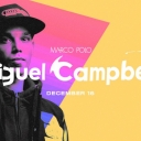 Miguel Campbell Event Image