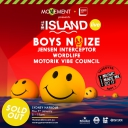 The Island LIVE with Boys Noize Event Thumbnail Image