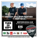 Rolling Stone Live Lodge - Inertia Presents Hockey Dad + Step-Panther + High-tails Event Thumbnail Image