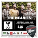 Rolling Stone Live Lodge Presents - The Meanies (Album Launch) Event Thumbnail Image