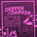 FBi Click Goes Deeper // Darker - w/ Planète (live) & more Event Thumbnail Image