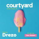 Courtyard Party ft. Drezo Event Thumbnail Image