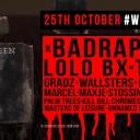 Walloween ft. Badrapper, LOLO BX, Tsuki + MORE! Event Thumbnail Image