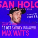 San Holo & Just A Gent Event Thumbnail Image