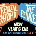 NYE at Max Watts ft. Frenzal Rhomb + The Bennies Event Thumbnail Image