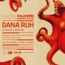 Mantra Collective Halloween Harbour Cruise ft. Dana Ruh (Berlin) Event Thumbnail Image
