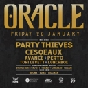 Party Thieves, Cesqeaux, Avance & Perto Event Thumbnail Image