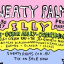 SWEATY PALMS ft Illy, Skeggs, Ocean Alley + More Event Thumbnail Image