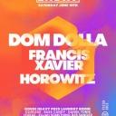 LNDRY FT. DOM DOLLA, FRANCIS XAVIER & HOROWITZ Event Thumbnail Image