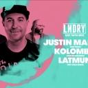 LNDRY ft Justin Martin, Kolombo & Latmun Event Thumbnail Image