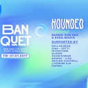 Banquet ft Hounded, GOONZ & Sun Sap (live) Event Thumbnail Image