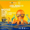 The Island LIVE with Motez Event Image