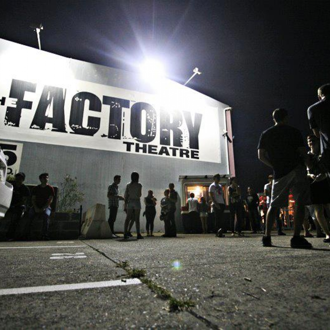 The Factory Theatre Main Image