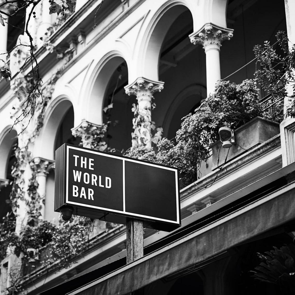 The World Bar Main Image