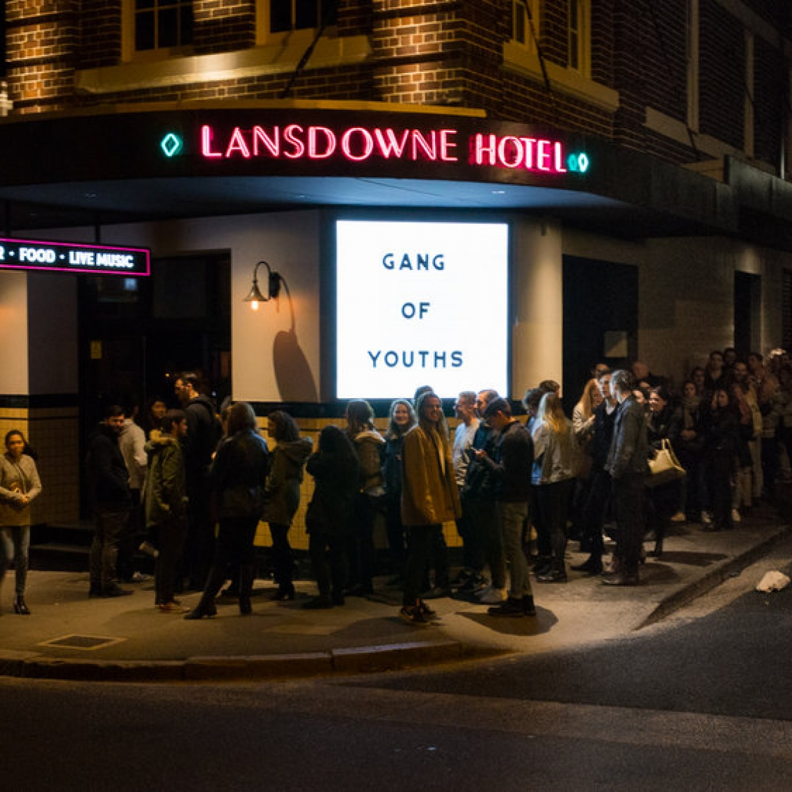 The Lansdowne Hotel Main Image