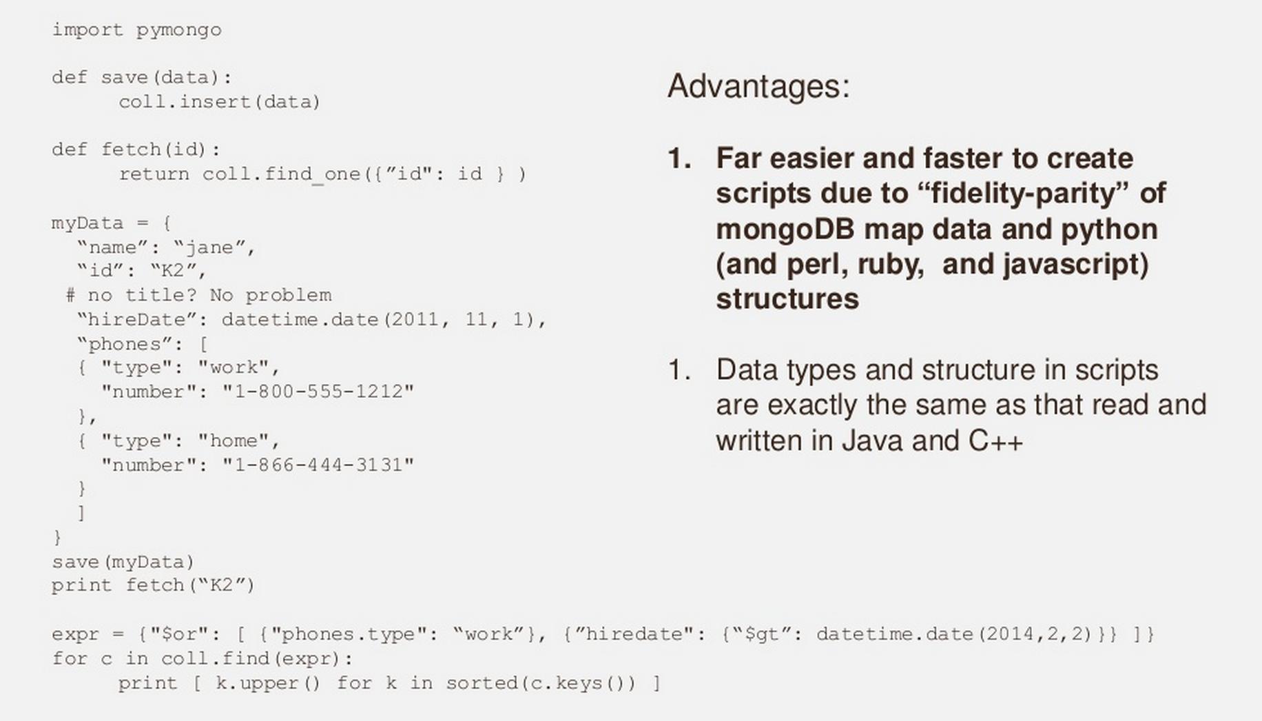 MongoDB vs SQL: Day 30 | MongoDB
