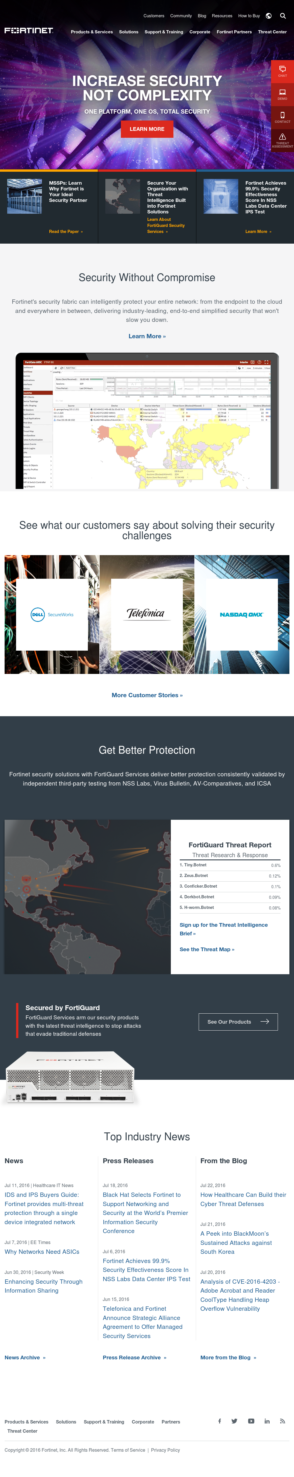 Fortinet's Latest News, Blogs, Press Releases & Videos