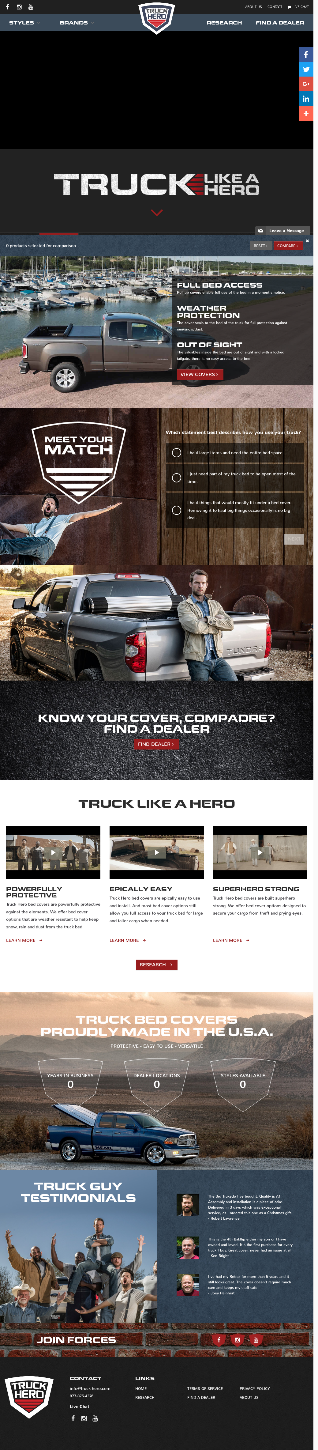 Truck Hero Competitors, Revenue and Employees - Owler