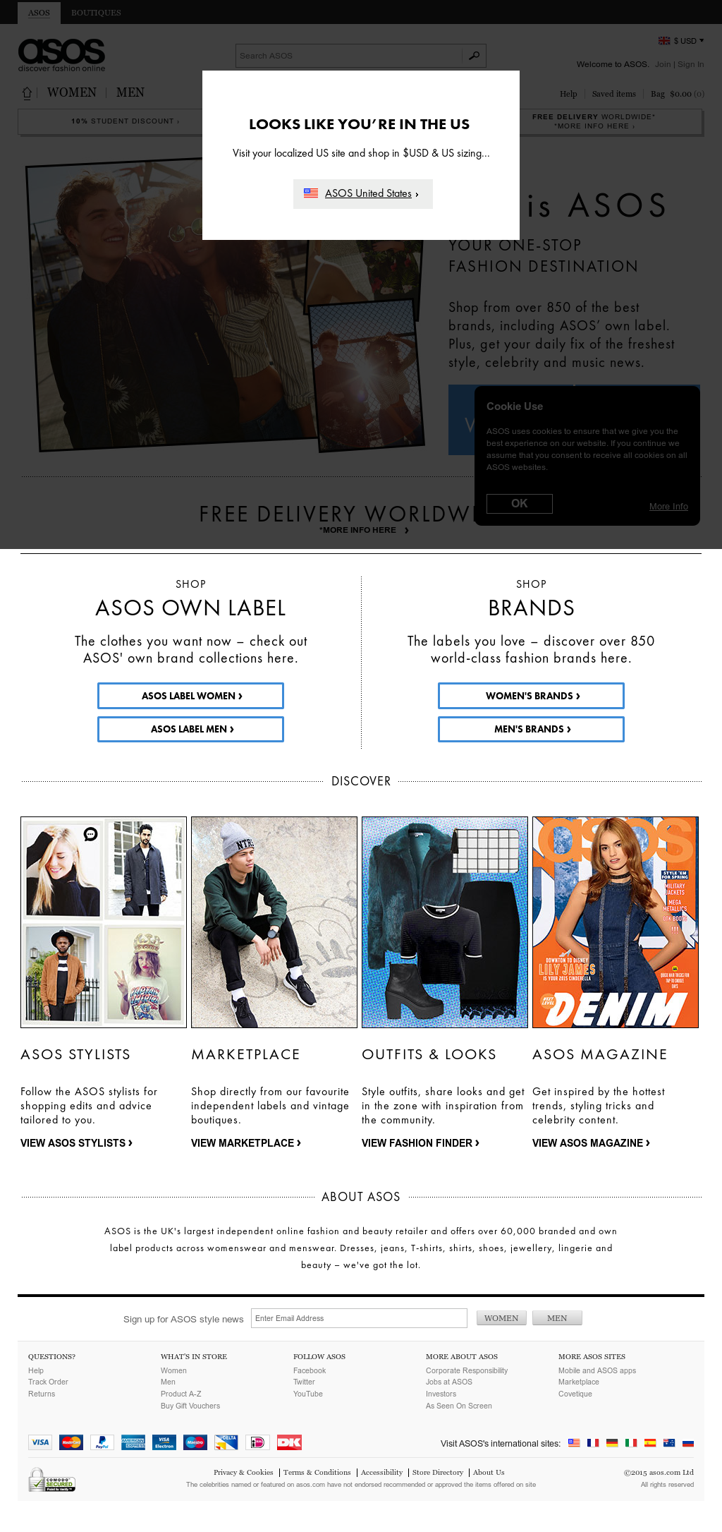 asos a company history Asos plc - free company information from companies house including registered office address, filing history, accounts, annual return, officers, charges, business activity.
