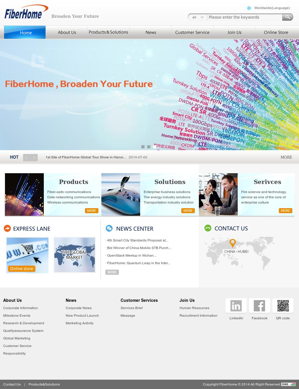 Fiberhome Competitors, Revenue and Employees - Owler Company